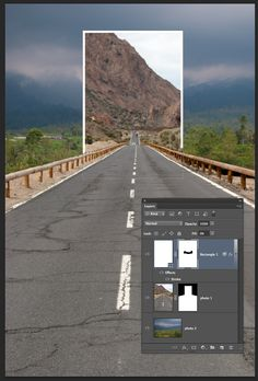 [PHOTOS] Create an Out of bounds Effect in Photoshop—Step-by-step tutorial;