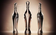 Saint - Luxury Cognac Bottle Concept on Packaging of the World - Creative Package Design Gallery