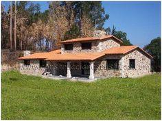 Construcciones Rústicas Gallegas - Casas rústicas de piedra - Diseños - Lubre