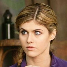 Alexandra Daddario as ANNABETH CHASE in Percy Jackson and The Sea of Monsters