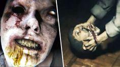 Silent Hills - TGS 2014 Trailer (PS4) (HD) @larreenkt  I wanna play I cant wait!!!!