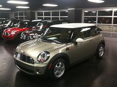 A brand new 2010 Mini Cooper by Jonathan Caves, via Flickr