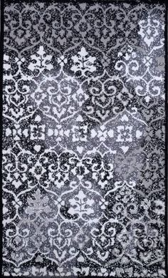 Serendipity 5099 Black Rug