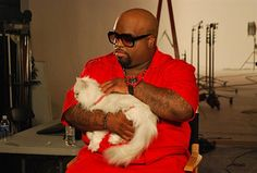 love CeeLo's cat