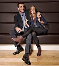 ECCO verkoopt functionele schoenen met hoogstaande innovatieve designs.