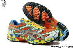 off Shop Asics GEL Noosa Tri 6 Mens Orange Green White Blue Yellow again By Western Union Football Shoes, Nike Basketball, Nike Football, Cheap Jordan Shoes, Jordan Sneakers, Nike Sneakers, Cheap Jordans