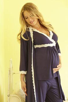 pyjamas + robe