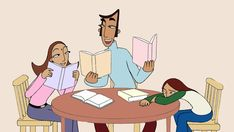 This animated short about literacy introduces us to Meena, a young girl who hates books even though her parents love to read. Books are everywhere in Meena's house, . Foley Artist, Bear Songs, Korean Alphabet, Snow Goose, Picture Editor, Learn To Fly, Music Composers, Animation, Livres