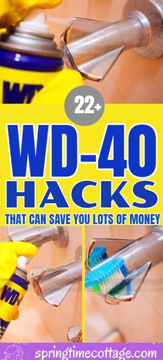 wd 40 uses hacks / wd 40 uses ; wd 40 uses cleaning ; wd 40 uses hacks ; wd 40 uses cars Household Cleaning Tips, House Cleaning Tips, Diy Cleaning Products, Cleaning Solutions, Cleaning Hacks, Weekly Cleaning, Cleaning Companies, Toilet Cleaning, Cleaning Services