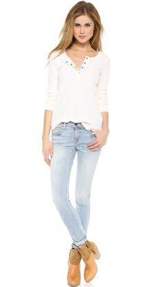 perfect light wash jeans