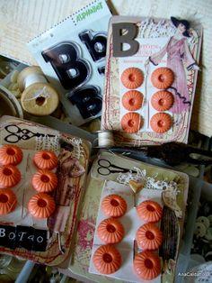 Troquinha ATC Alfabeto Letra B = Botões
