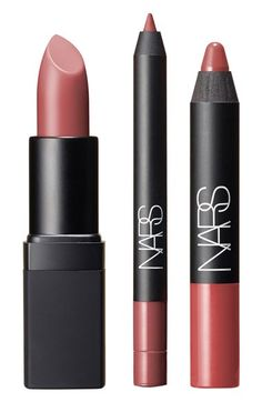 NARS 'Fantascene - Neutral' Lip Set (Limited Edition) ($57 Value) available at #Nordstrom