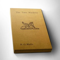 H G Wells The Time Machine Canvas  Literary by DareToDreamPrints