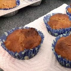 Mini Gluten-Free Banana Coffee Cakes Allrecipes.com