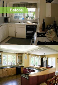 Sonoma Remodel: Before and After Photos of a Transformed Ranch House | Home Design Lover
