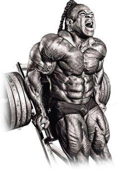 KAI GREENE  #bodybuilding