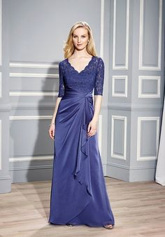 Val Stefani Celebrations MB7443 Mother Of The Bride Dress - The Knot