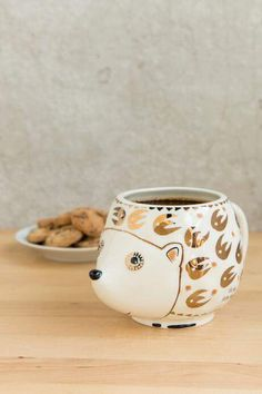 Pet Supplies Enthusiastic Rae Dunn Meow Cat Dish Agreeable Sweetness