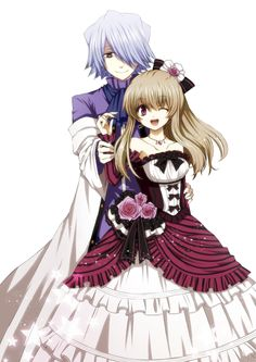 Pandora Hearts Break | Render Pandora Hearts Xerxes Break Sharon Reinsworth - Pandora Hearts ...