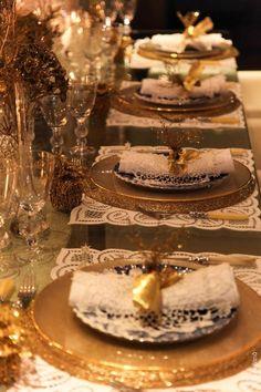 RECEBER EM CASA NO NATAL | Anfitriã como receber em casa, receber, decoração, festas, decoração de sala, mesas decoradas, enxoval, nosso filhos