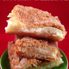 Cinnamon Cheesecake
