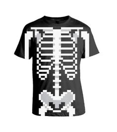 GIVE ME. a bit skeleton. works with the facepaint i have :)