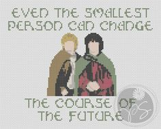 Lord of the Rings Hobbits Quote Printable PDF by pixystitches