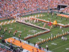 It's almost FOOTBALL TIME IN TENNESSEE!!! GO BIG ORANGE!!!