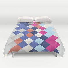 TRIANGLOW Duvet Cover