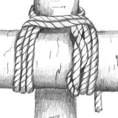 A genuine lashing is more efficient, more fun to tie, and usually stronger than making it up as you go along.