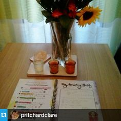 #Repost @pritchardclare with @repostapp. #2015workbook #goals #planner #bizplanner #biztool #bestyearyet www.2015workbook.com ・・・
