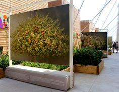 Irene Kung 3x2 meters beautiful photogallery @ Expo Milan 2015 - Direct print on the Canon Océ Arizona flatbed system