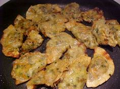 If you like Chinese dumplings, these vegetarian pot stickers will blow your mind!! They are very easy to make (contrary to what people may think) and dumpling skins are available even in Western supermarket now. This recipe should use up one package of round dumpling skin and enough to serve a big crowd as appetizers. You can make these dumplings way ahead of time and defrost and pan-fry them just before serving. A recipe by Ming Tsai.