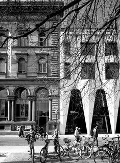 Residential, Office and Commercial Building in Karlsruhe | Lederer Ragnarsdóttir Oei