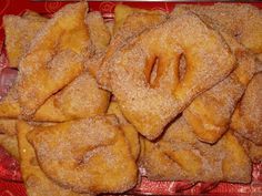 Fried Dough (Coscorões) - Easy Portuguese Recipes