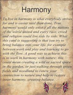 Harmony http://www.whisperingangels.co.za