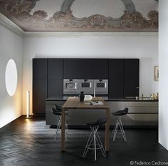 Poliform - Varenna Kitchen Collection