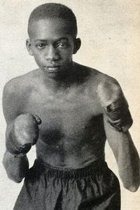 "Panama Al Brown 1st Hispanic Boxing World Champion  ""Alfonso Teofilo Brown was born in Panama in 1902. His first real exposure to boxing came when he was a young adult, clerking for the United States Shipping Board at the Panama Canal Zone. He saw American soldiers boxing and maybe if they'd been playing basketball or squash he'd have gone in a different direction, but they were fighting. Soon he was too. Brown turned pro in 1922 under the guidance of manager Dave Lumiansky and very quickly…"