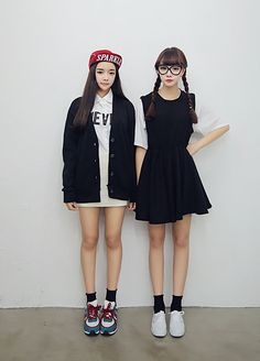 love korean fashion.