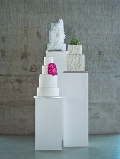 Laban Wedding Photoshoot Cakes | Flickr - Photo Sharing!  olofson design