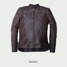 Pagnol motorcycle jacket
