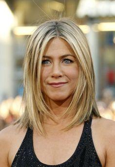 In beeld: de verschillende haarstijlen van Jennifer Aniston.
