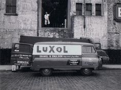 Luxol Van Kevin Freeney