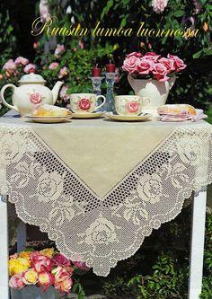Tina's handicraft : 23 designs &diagrams for timmings Crochet Towel, Crochet Art, Thread Crochet, Filet Crochet, Crochet Motif, Crochet Doilies, Crochet Patterns, Crochet Decoration, Crochet Borders