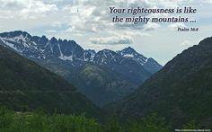 Mighty Mountains (Widescreen)