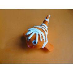 #Fisch basteln, #Tiere basteln | Basteln mit Knete | #Knete und viele Bastelmaterialien günstig in unserem Onlineshop bei trendmarkt24