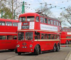 Trolleybuses In London Routemaster, Bus House, Double Decker Bus, London Pictures, Bus Coach, London Bus, London Transport, London Places, Busses
