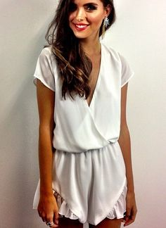 white dress purse summer outfits womens fashion clothes style apparel clothing closet ideas