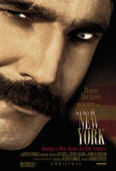 Gangs Of New York , starring Leonardo DiCaprio, Cameron Diaz, Daniel Day-Lewis… Martin Scorsese, New York Movie, Gangster S, Gangster Movies, Gangs Of New York, This Is Us Movie, Daniel Day, Day Lewis, New York Pictures