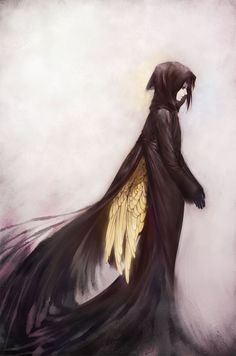 Hiding her wings was sometimes a hard thing to do. But it was the only way she could hide her identity...